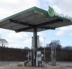 the M1 motorway near Lisburn in Northern Ireland