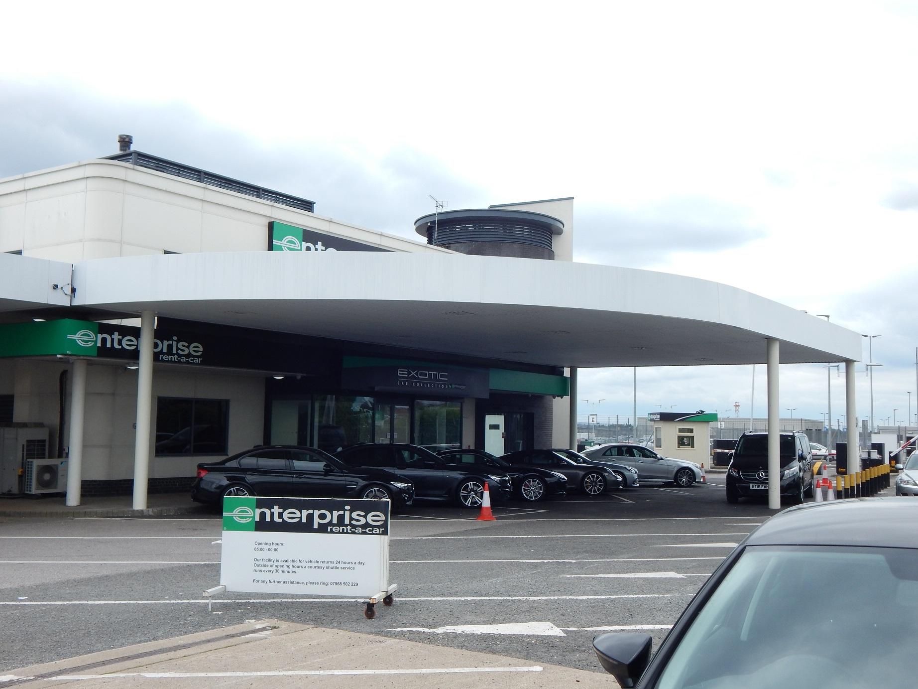 Enterprise Rent A Car At Heathrow Airport