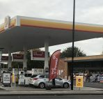 Shell Doncaster Rcecourse