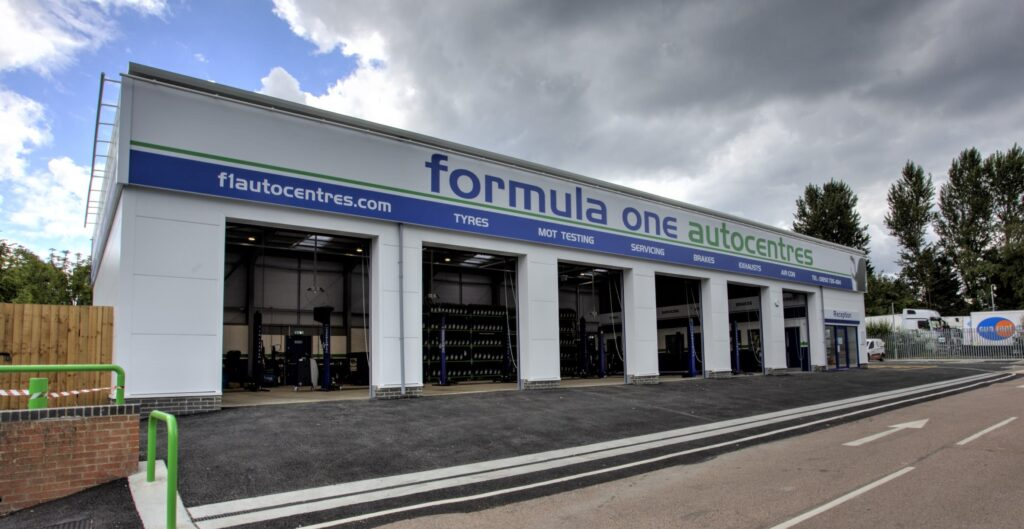 Formula One Autocentre