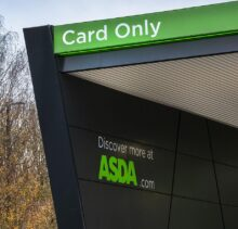 Asda Acoustic wall